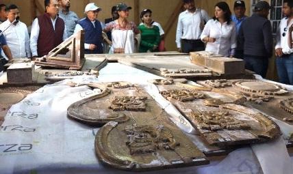 Restaura INAH la iglesia San Vicente de Ferrer en Oaxaca