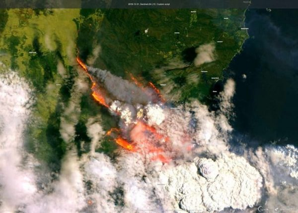 Empeoran incendios en Australia por calor; van 23 muertos