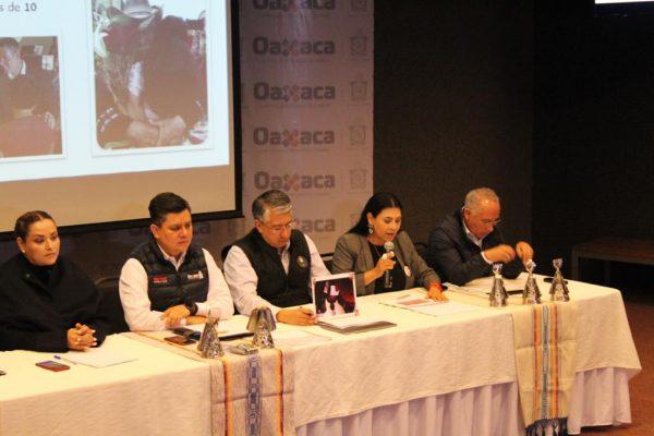 IOAM anuncia cero incidencias tras la llegada de miles de connacionales al estado