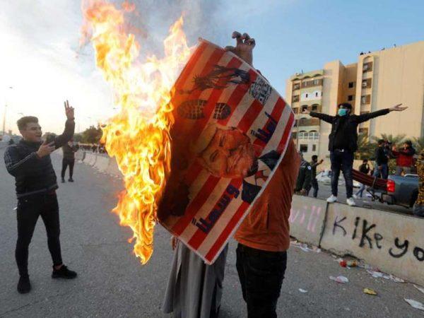 Caen proyectiles cerca de embajada de EU en Irak