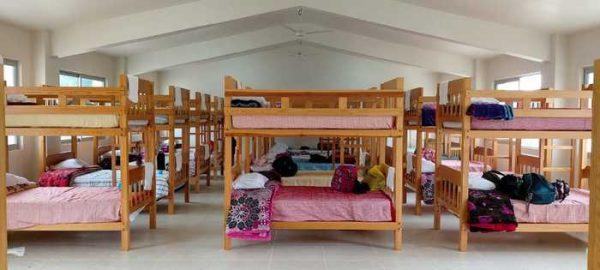 Inaugura INPI nuevo edificio de niños indígenas en Jocotepec