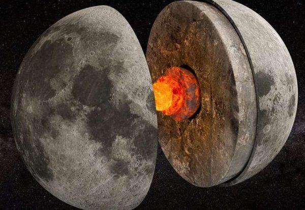 """Por qué se apagó el """"dínamo"""" de la Luna que la llevó a perder su campo magnético"""