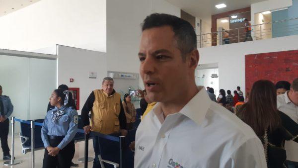 Solicitará Murat declaratoria de emergencia por reciente sismo que dejó nuevos daños en el Istmo