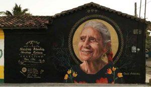 Muere 'Na Rosita', ícono de la reconstrucción en Oaxaca tras sismo