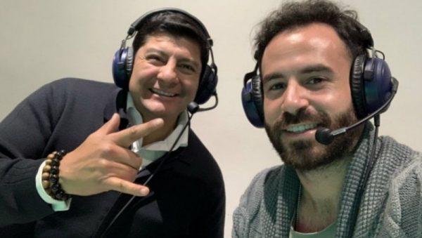 Carlos Aguilar debutó narrando fútbol en el partido entre Queretaro y Xolos