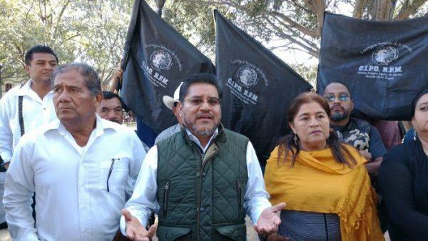 Organizaciones sociales realizan bloqueos en el estado, para exigir al gobierno obras