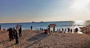 Saldo blanco en playas de Pinotepa