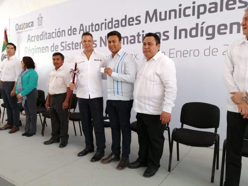 Presidente de Pluma Hidalgo, buscará la reactivación del campo y su aromático