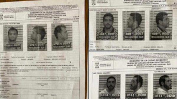 Se fugaron tres reos del Reclusorio Sur, uno de ellos es operador del Chapo Guzmán