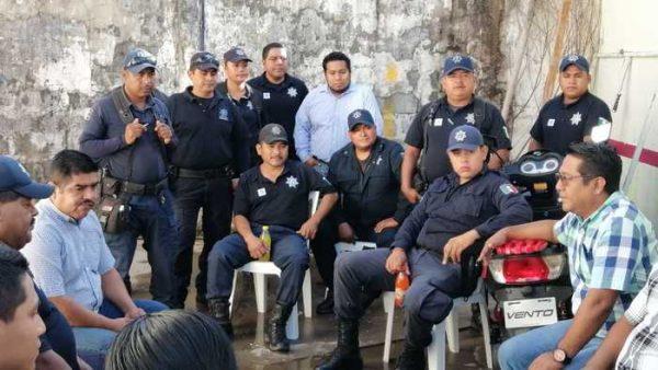 Una policía mejor equipada brinda un mejor servicio y requiere mayor atención: Rey Magaña