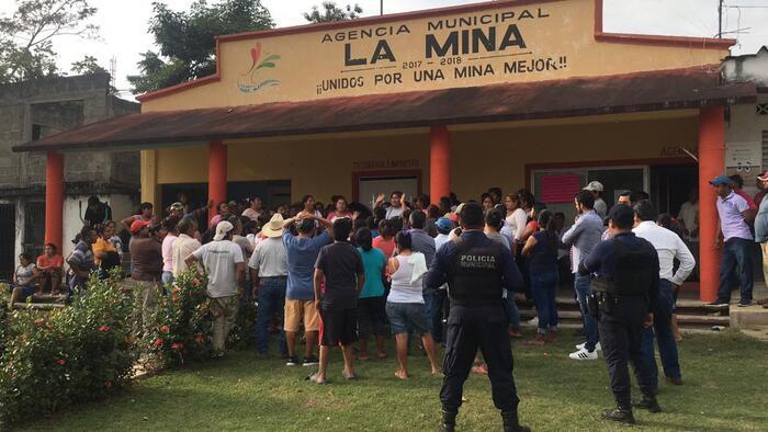 Podría finalizar conflicto en La Mina; S-59 debe tener disposición