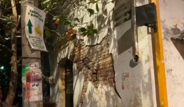 Reportan daños en Juchitán, Ixtepec y Matías Romero por Sismo