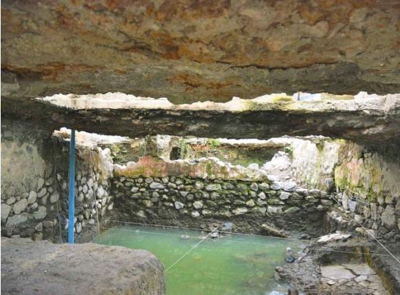 Sepultarán primer Temazcal, construido en 1320