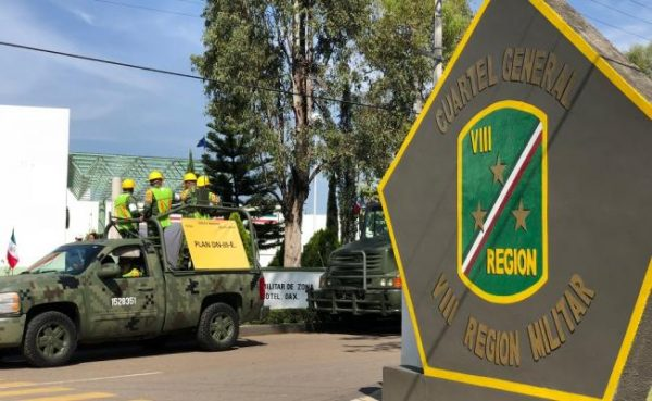 Anuncian cambios en zonas militares de la VIII Región Militar de Oaxaca