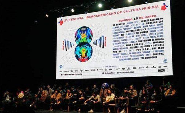 """""""Vive Latino"""" se convierte en Festival Sustentable, reforestarán zonas en la Sierra de Oaxaca"""
