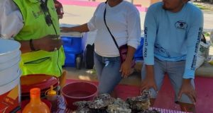 Se levanta veda sanitaria por marea roja en la Costa: SSO