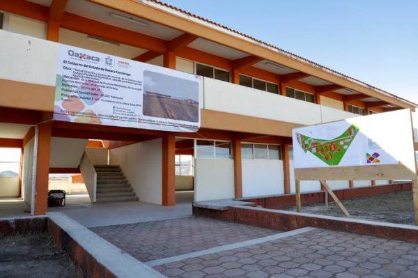 La Universidad Politécnica de Nochixtlán será una realidad para el desarrollo de la Mixteca: AMH