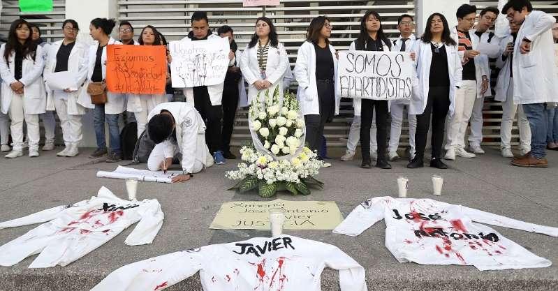 Mi hija me decía 'papi, es que yo amo a México', y México me la quitó: padre de estudiante asesinada
