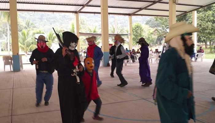 Con el inicio de la Cuaresma, culmina Carnaval Serrano