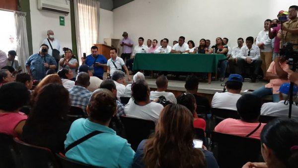 Sectores integran consejo ciudadano contra bloqueos en Tuxtepec