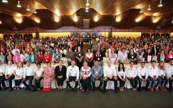 Con trabajo y amor, juntos cambiaremos Oaxaca: IMM