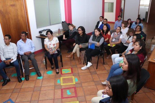 Con amor y trabajo, seguimos cambiando Oaxaca: Sistema Estatal DIF