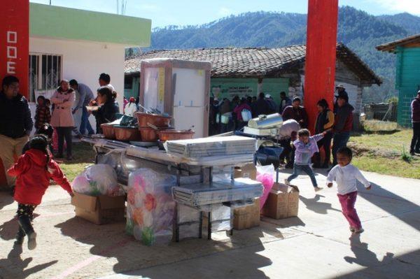 DIF Estatal Oaxaca refrenda su compromiso con los Comedores Comunitarios de Oaxaca