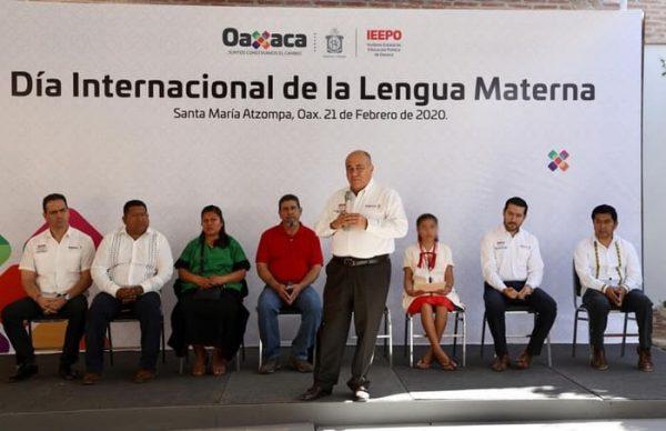 Promueve IEEPO estrategias para revitalización de las lenguas indígenas