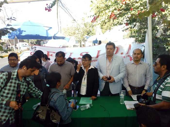 Llaman a comparecer a sindicalizados del IMSS Oaxaca