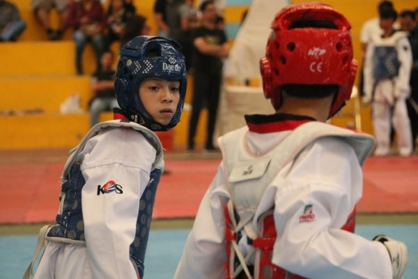 Luego de la etapa Estatal, Oaxaca tiene selección de Taekwondo