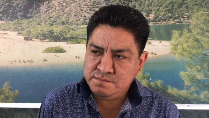 Actuar de Salomón Jara, de los principales factores de desunión en MORENA: Irineo Molina
