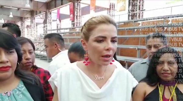 DIF Oaxaca, gobierno del estado y Secretaría de las Mujeres Oaxaqueñas ; sumados al paro nacional #UnDíaSinNosotras