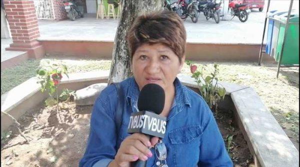 Dirigente estatal solo busca dividir a los Cenecistas en Valle Nacional: Elvira Benítez