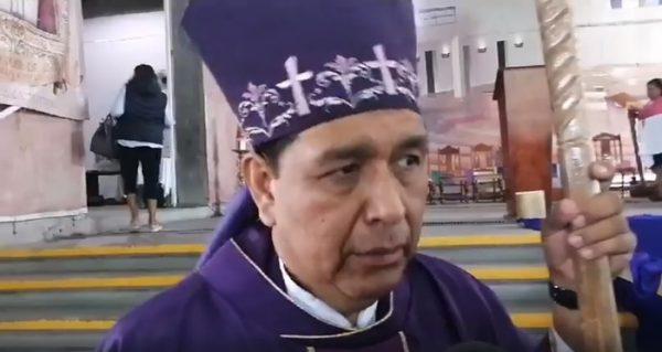 Llama Obispo de Tuxtepec a vivir celebración a San Juan Bautista