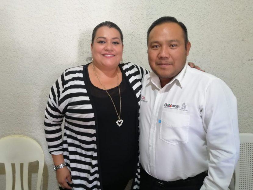 Presentan a nuevo Oficial del Registro Civil en Valle Nacional