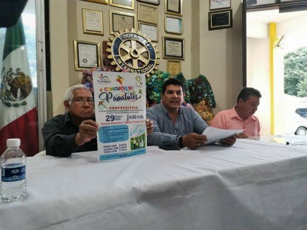 Invitan a Tuxtepecanos a participar en concurso de Papalotes