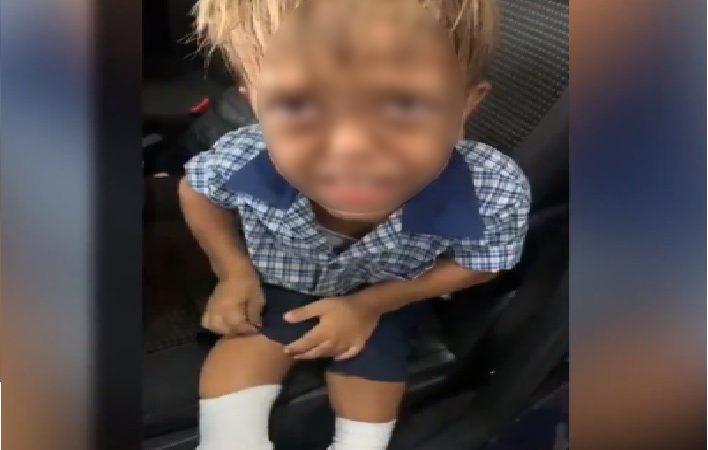 El desgarrador mensaje de un niño víctima de bullying
