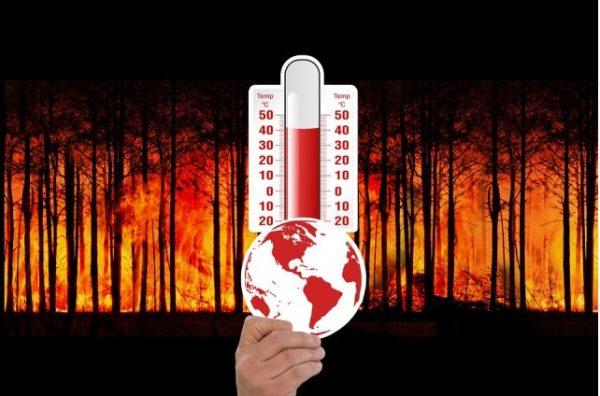 El calentamiento global acabará con todo lo que amas