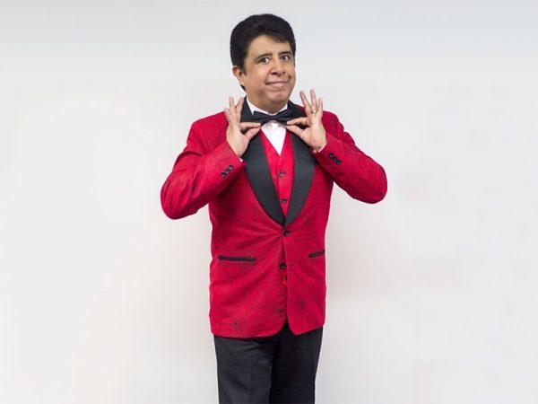El comediante Carlos Eduardo Rico se une a la cartelera de la Feria de Valle Nacional 2020