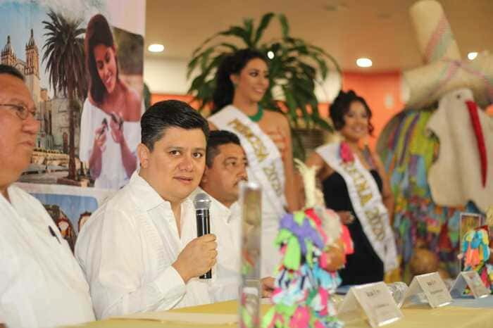 Anuncia Sectur Oaxaca el Carnaval Putleco 2020