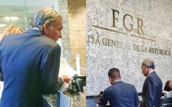 Renato Sales y Gabino Cué comparecen ante la FGR por caso Nochixtlán