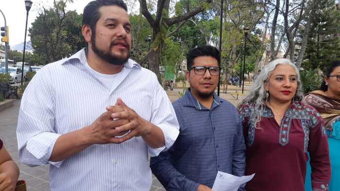 Organizaciones defensoras de derechos de los pueblos de Oaxaca, se pronuncian contra consulta eólica