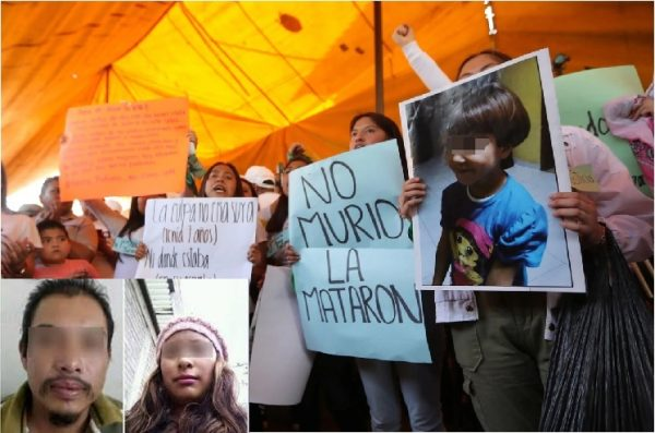 Pareja ligada a feminicidio de Fátima ofreció dinero para evitar detención