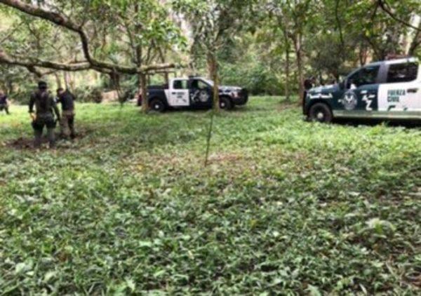 Hallan fosa clandestina en Playa Vicente, Veracruz