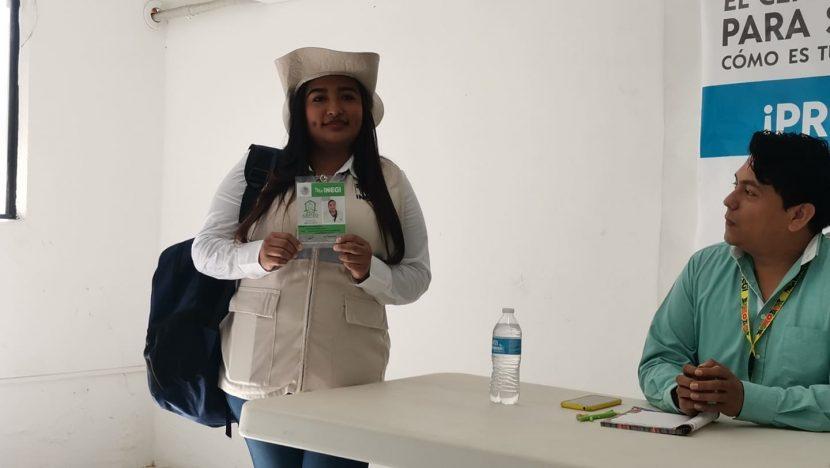 Arranca el Censo 2020, en Tuxtepec se visitarán más de 90 mil viviendas