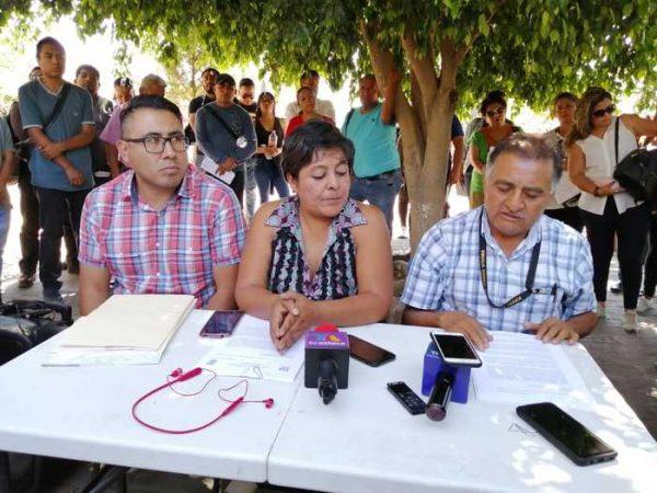 Trabajadores de la FGEO exigen informe sobre su fondo de pensiones, sospechan irregularidades