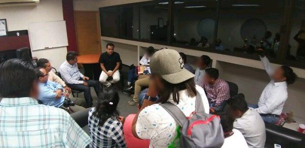 Se aplicará la Ley contra agresores a periodistas; no permitiremos que se coarte el derecho a la libre expresión en Oaxaca: FGEO