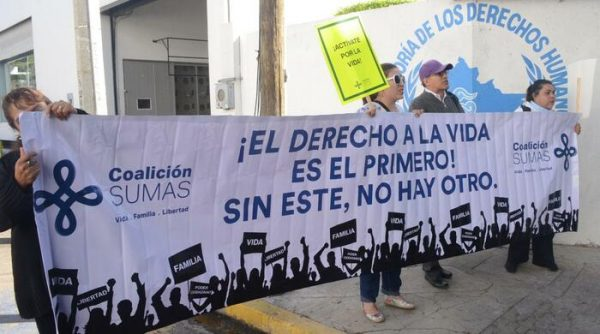 PROVIDA pide intervención de la DDHPO, para que se respete el derecho a la vida