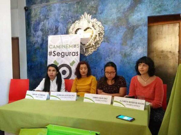 Más de 80 comercios de Oaxaca y Xoxocotlán, se suman a red de espacios seguros para las mujeres