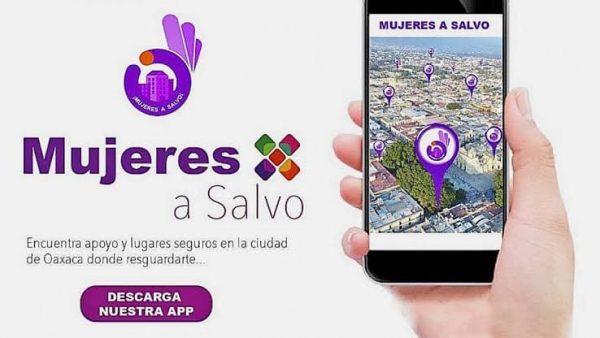 Aplicación Mujeres a Salvo, muestra puntos seguros para las Tuxtepecanas